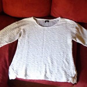 White Cynthia Rowley Shirt